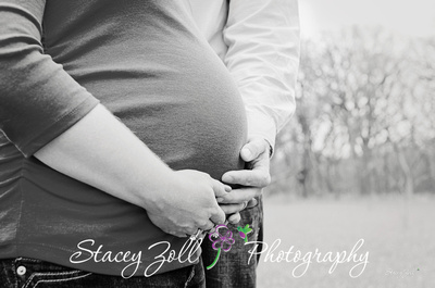 Professional Maternity Portraits, Manhattan, Kansas